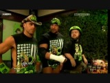Hornswoggle Attacks Santino Marella