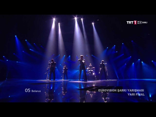 HD Eurovision 2012 Belarus: Litesound - We Are The Heroes (2nd Semi-Final)