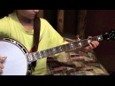 9 Year Old Jonny Mizzone - Cumberland Gap - Sleepy Man Banjo Boys