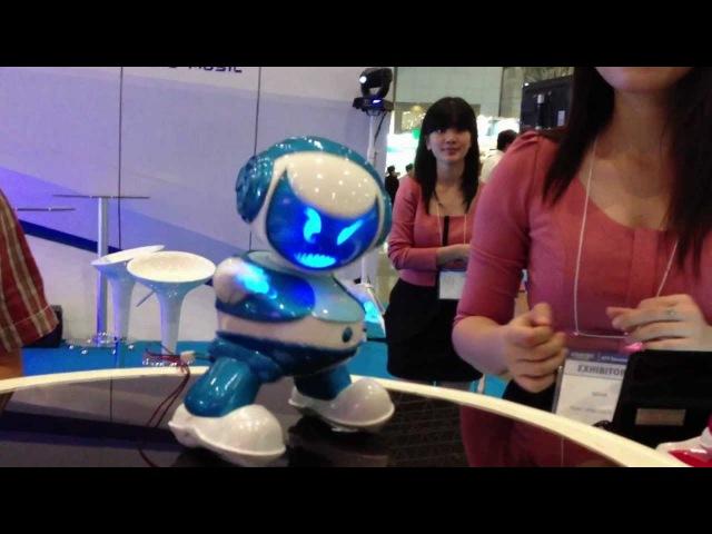 Totsy MRobo dancing robot