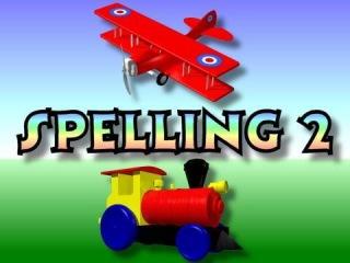 Английский язык. Учимся читать. Произносим слова по буквам -2. Children's: Spelling 2