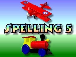Английский язык. Учимся читать. Произносим слова по буквам - 5. Children's: Spelling 5 - Body Parts