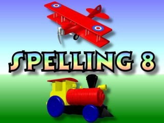 Английский язык. Учимся читать. Произносим слова по буквам - 8. Children's: Spelling 8 - Numbers 11 to 20