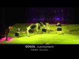 GOGOL by Lera Auerbach #2 (world premiere)