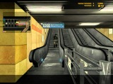 cs_metro это большая карта, на ней несколько этажей, вагоны, лестницы, вообщем есть где побегать)