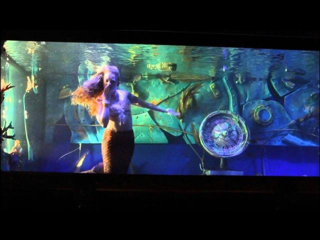 The Dive Bar Mermaids Video by Scot Benton Mertailor