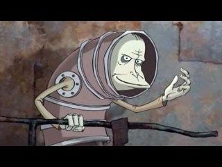 `Кин-дза-дза` наших дней: знаменитая комедия Георгия Данелия перерождается в мультфильм