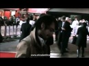 Joseph Gilgun arriving to Harry Brown premiere in London
