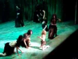 Tarzan The Musical on Broadway