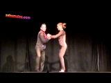 Melissa Fernandez & Luis Vazquez | Showdance | Amsterdam International Salsa Congress 2011