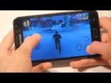 GTA 3 Samsung GALAXY Note Gameplay! Kills iPhone 4S GTA III Tiny Screen Gaming!