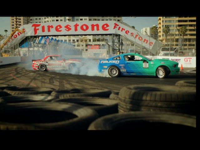 DRIFT video | Falken Tire 2012 Formula D Long Beach TEASER