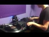 DJ KEET Scratch live @ SQUAT MUSIC ACADEMY