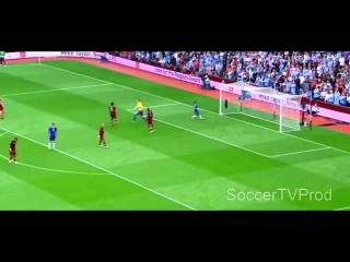 Eden Hazard vs Manchester City (Community Shield) [HD 1080p] 12-13 By SoccerTVProd