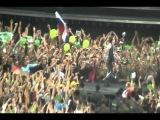 U2 in MOSCOW 25.08.2010 (часть 1) - Return of the Stingray Guitar (Intro) + Beautiful Day