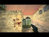 CS 1.6 Edward vs fnatic @ MSI BEAT IT Russia 2011
