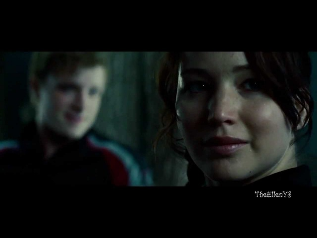 The Hunger Games - The girl on fire