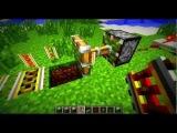 Как Дюпать Вещи в Minecraft 1.4.4.Дюп Електрических-рельс