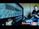 Shure SM57 vs. Audix i5