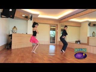 Bollywood Routine4- Sheila Ki Jawani