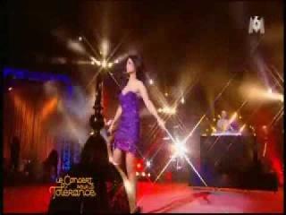 Haifa Wehbe in Morocco