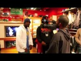 Young Buck &amp Starlito - ''Touch The Ceilings'' (Video Shoot)