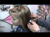 I DONATE MY HAIR ! (long blond to short bob make-over) Bess by Theo Knoop 2013