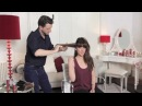 Perfect Straight Blow Dry tutorial with the John Frieda® Hair Experts