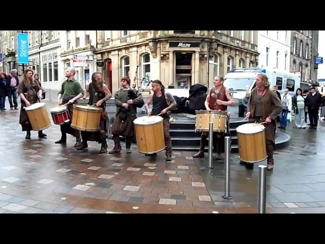 Clann An Drumma in Stirling