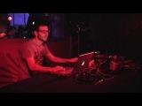 Marek Hemmann - Live @ Rex Club, Paris. Cassetteeyed 2012.