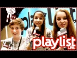Jennxpenn Interviews Trevor Moran at Playlist Live!