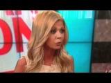 Tara Reid on E! News / Jedward