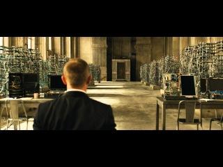 007: Координаты «Скайфолл» Дублированный трейлер '2012' HD