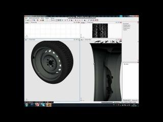 Как сделать расширенные арки в Zmodeler