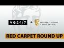 BAFTA Video Game Awards 2013 - Red Carpet Coverage