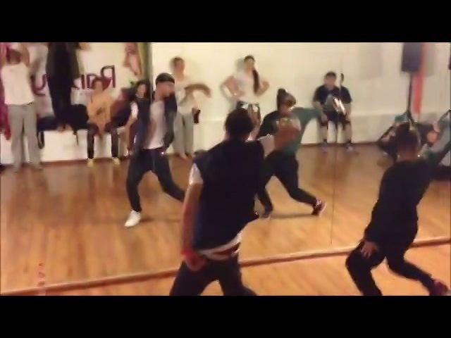 I Don't Fu-k With That - Los Paypa Akisha Wilson Levon Garibyan Collaboration Choreo