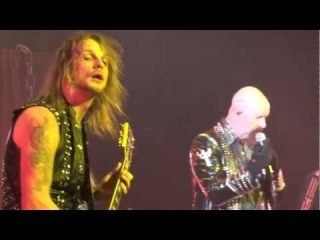 Judas Priest Turbo Lover Live Montreal Centre Bell Center 2011 HD 1080P