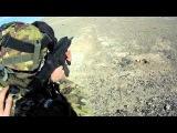 Fire Test Beretta ARX 160