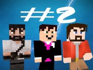 Minecraft: Игровые Карты на Нервы - ТОМАС И FUTURECRAFT #2