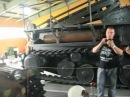 Танк Maus в музее бронетехники в Кубинке