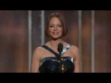 Jodie Foster - Golden Globe Awards - Legendado Português (sub)