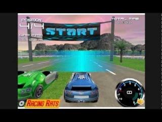Гонка на болидах (Bay Race 3D)