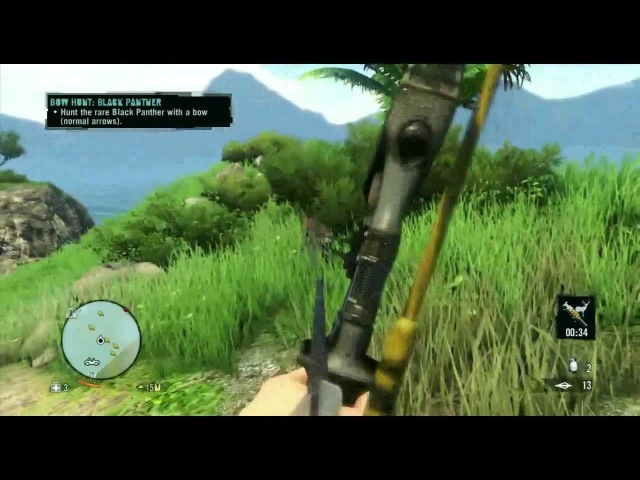 Дневник Far Cry 3 Часть 2 Охота на пантеру
