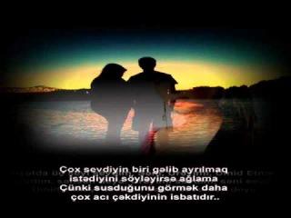 Musa Musayev ve Terane Qumral - Qelbim aglayir www.ay-maral-can.tr.gg.wmv