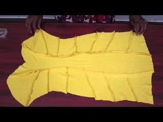 Как сшить бандажные платья