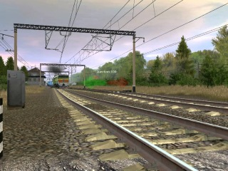 [RZD] 2TE10M - 3517 (2TE10S) (Trainz Railroad Simulator 2009)