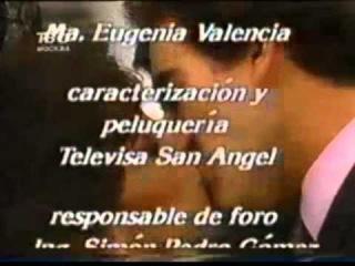видеоролик из заставки сериала Rosa Salvaje / Дикая Роза
