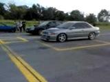 Proton Putra Evo 3 (4WD) vs Subaru (4WD)