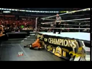 Triple H vs John Cena - PPV's - Night Of Champions ( 2008 )