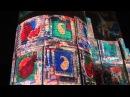 Лазерное шоу на Девичьей башне в Баку